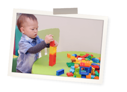 appletree developing child attention span