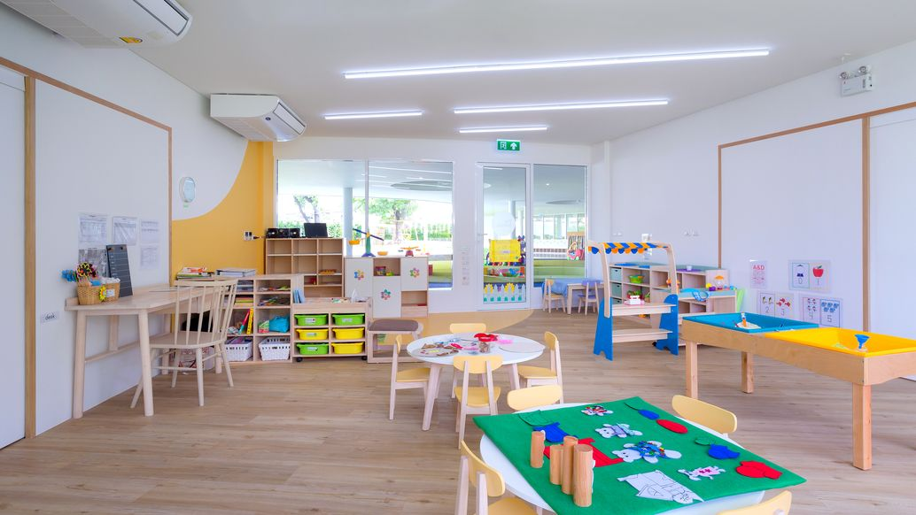 What Kindergarten Looks Like In Southeast Asian Countries