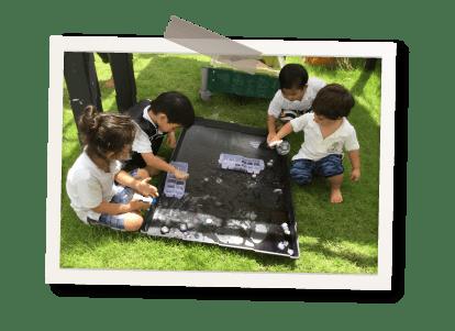 appletree kindergarten reception seedlings