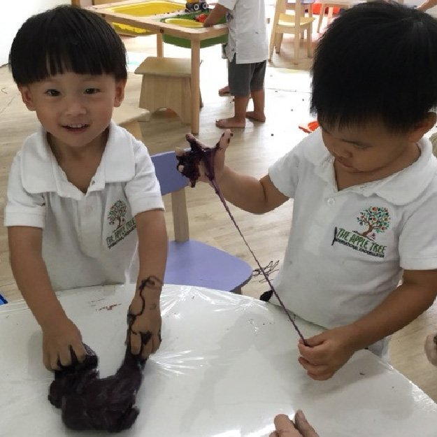 appletree nursery september sprouts