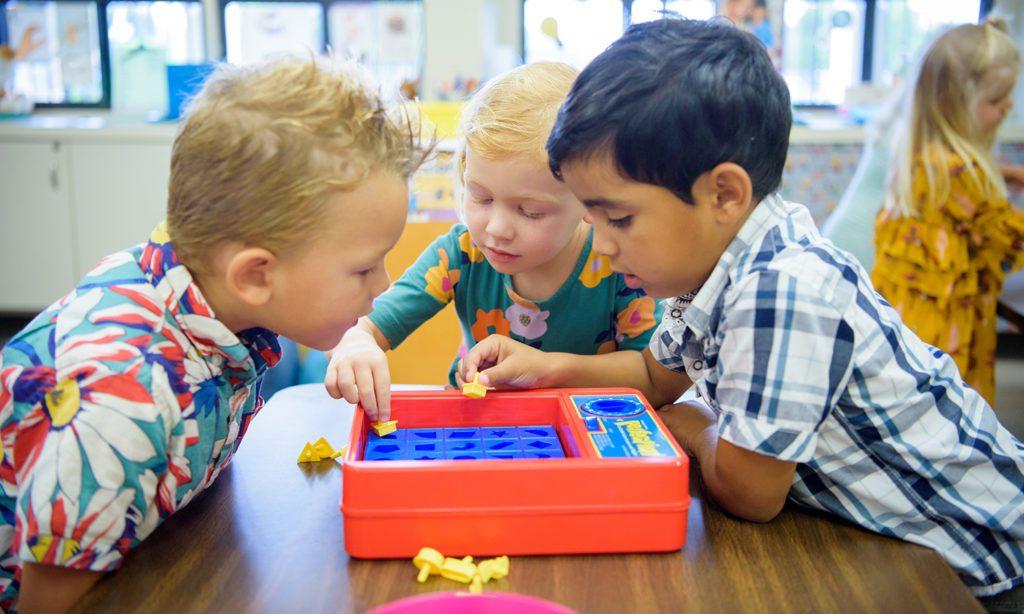 how get child prepared kindergarten